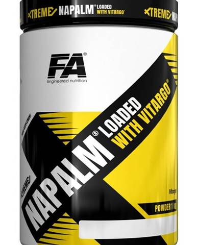 Xtreme Napalm loaded with Vitargo - Fitness Authority 1000 g Pear+Apple