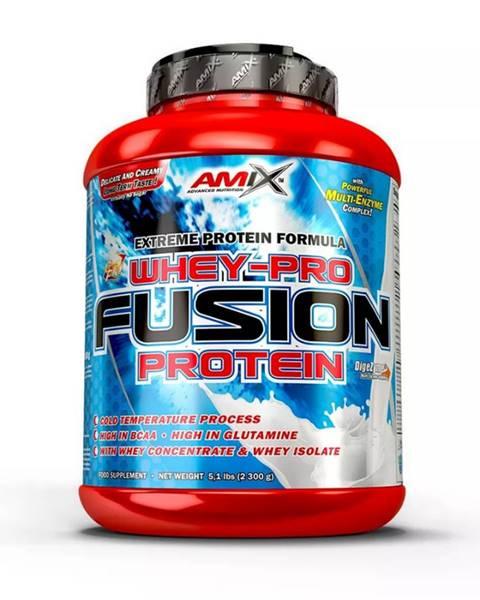 Amix AMIX Whey Pure Fusion 2300 g čokoláda
