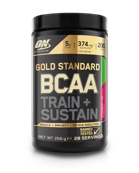 Optimum Nutrition Optimum Nutrition Gold Standard BCAA Train Sustain 266 g jablko hruška