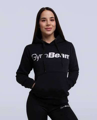 GymBeam Dámska mikina Athlete Black  XS