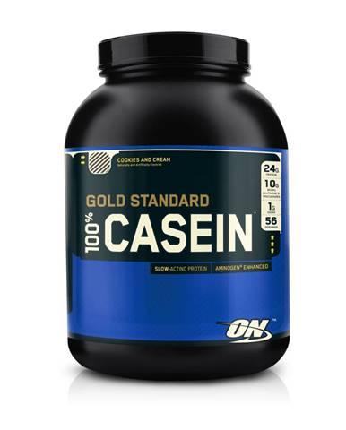 Optimum Nutrition 100% Casein Protein 1818 g krémová vanilka