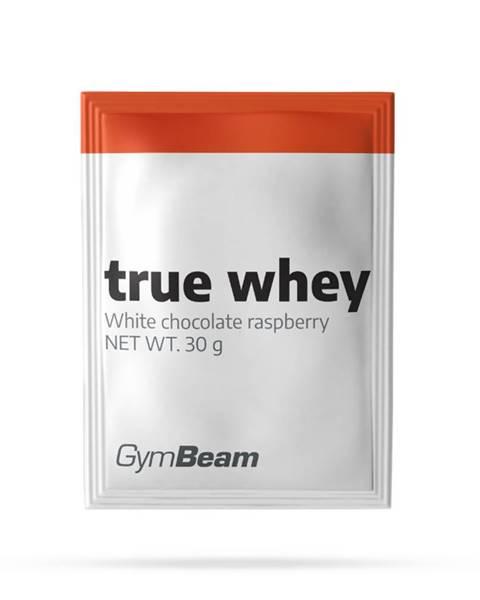GymBeam GymBeam Vzorka True Whey 30 g karamel