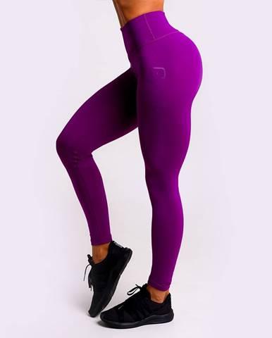 GymBeam Dámske legíny Fruity Purple  XS