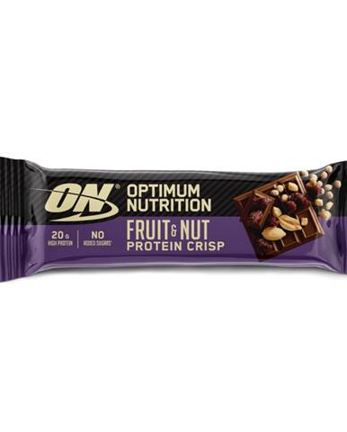 Optimum Nutrition Fruit & Nut Protein Crisp bar 70 g