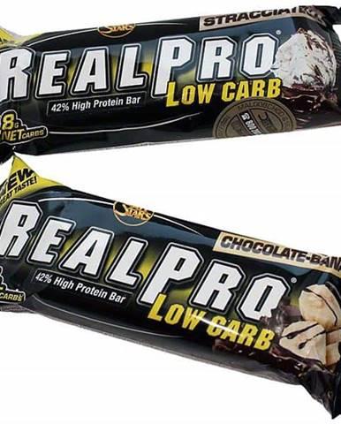 REALPRO LOW CARB 50g arašidy