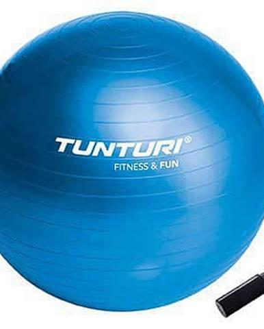 Gymnastický míč TUNTURI 55 cm modrý