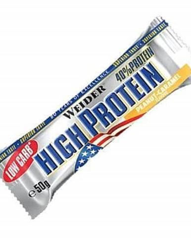 High Protein Low Carb Bar - Weider 50g - banán