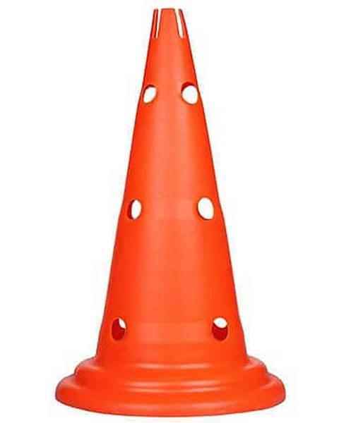 Merco Multi kužel s otvory oranžová výška/ šířka: 52 cm