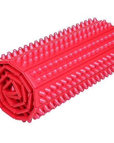 Merco Massage Yoga Mat masážní karimatka červená