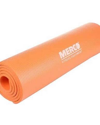 Yoga NBR 10 Mat podložka na cvičení oranžová
