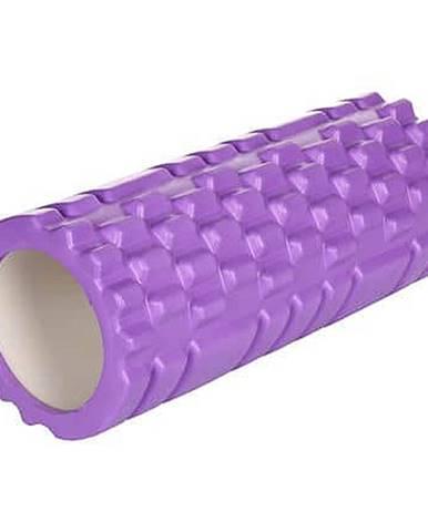 Yoga Roller F1 jóga válec fialová
