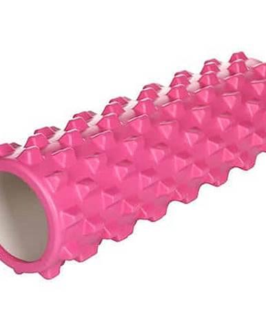 Yoga Roller F3 jóga válec růžová