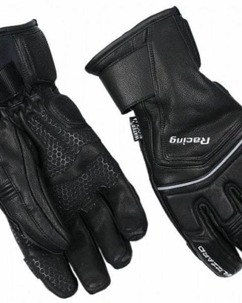 Blizzard Lyžařské rukavice Blizzard Racing Leather Ski - Velikost 9