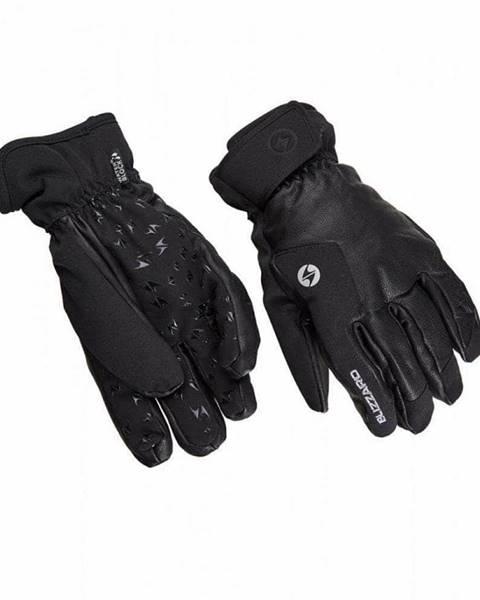 Blizzard Lyžařské rukavice Blizzard SCHNALSTAL - Velikost 8