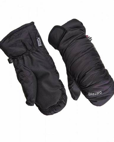 Lyžařské rukavice Blizzard BLIZZARD VIVA MITTEN, BLACK - 8