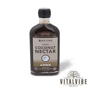 Big Tree Farms Tmavý kokosový nektár BIO 240 ml
