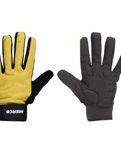 Crossgloves softshellové rukavice žlutá Velikost oblečení: XXL
