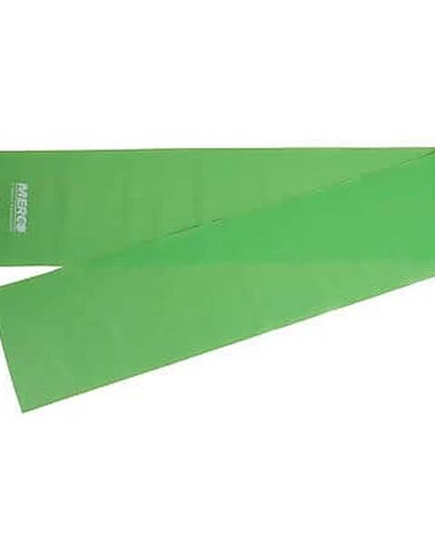 Merco Aerobic Band posilovací guma zelená