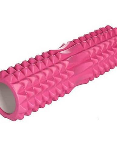Yoga Roller F4 jóga válec růžová