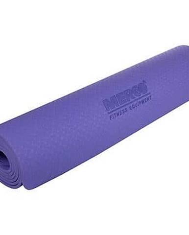 Yoga TPE 6 Mat podložka na cvičení fialová
