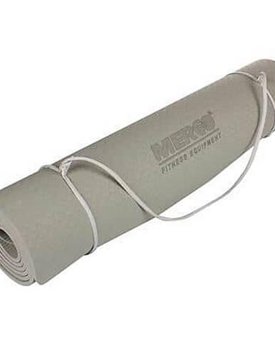 Yoga TPE 6 Mat podložka na cvičení šedá