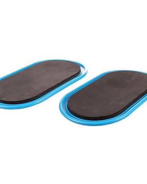 Merco Ellipse Discs klouzavé disky modrá