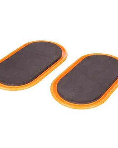 Merco Ellipse Discs klouzavé disky oranžová