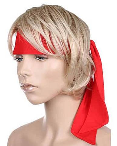 Extra Dry sportovní čelenka červená