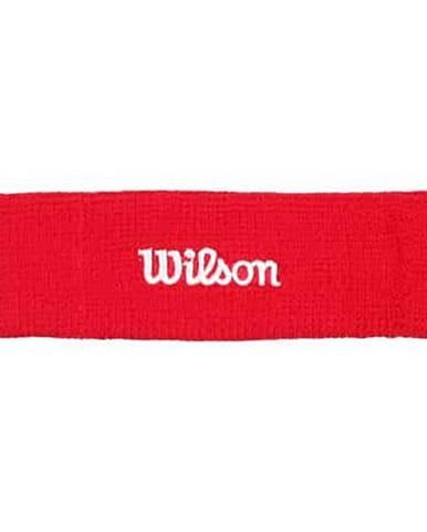 Headband čelenka červená
