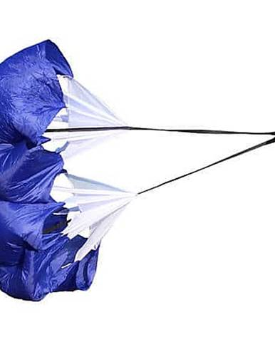 Double Resistance brzdící padák modrá