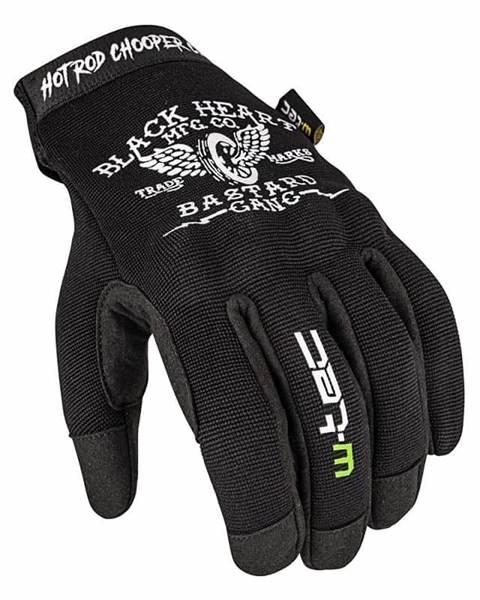 W-Tec Moto rukavice W-TEC Black Heart Renogade Farba čierna, Veľkosť M