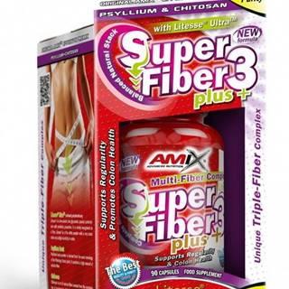 Super Fiber 3 Plus - Amix 90 kaps.