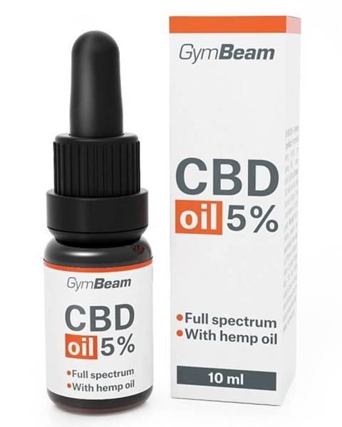 GymBeam CBD Oil 5% - GymBeam 10 ml. Natural