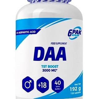 DAA - 6PAK Nutrition 120 tbl.