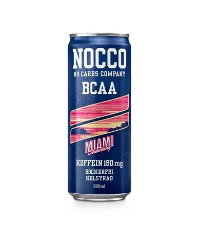 Nocco BCAA 330 ml miami strawberry