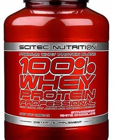 Scitec Nutrition 100 Whey Protein 920 g 920g, tiramisu