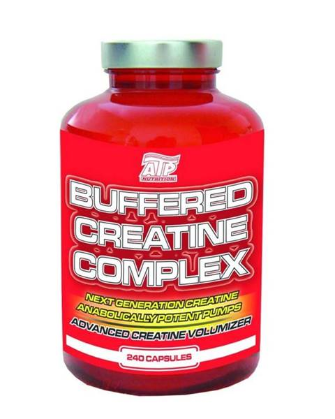 ATP Nutrition Buffered Creatine Complex 240 cps