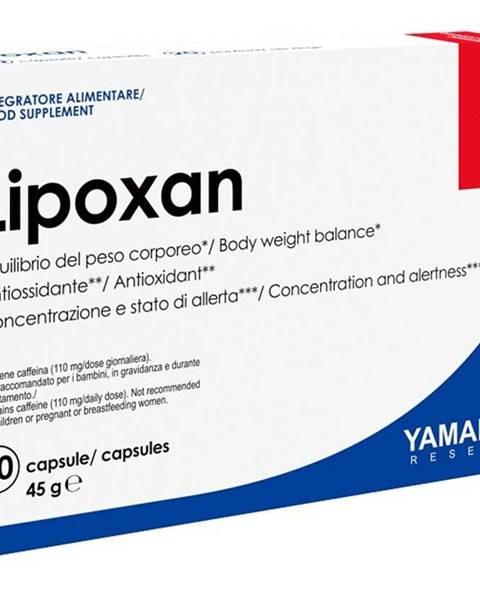 Yamamoto Lipoxan (podporuje znižovanie hmotnosti) - Yamamoto  40 kaps.