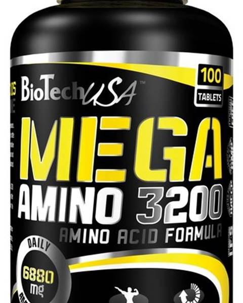 Biotech USA Mega Amino 3200 - Biotech USA 100 tbl
