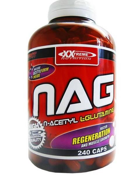 Xxlabs NAG - L-Acetyl L-Glutamine 120kps.