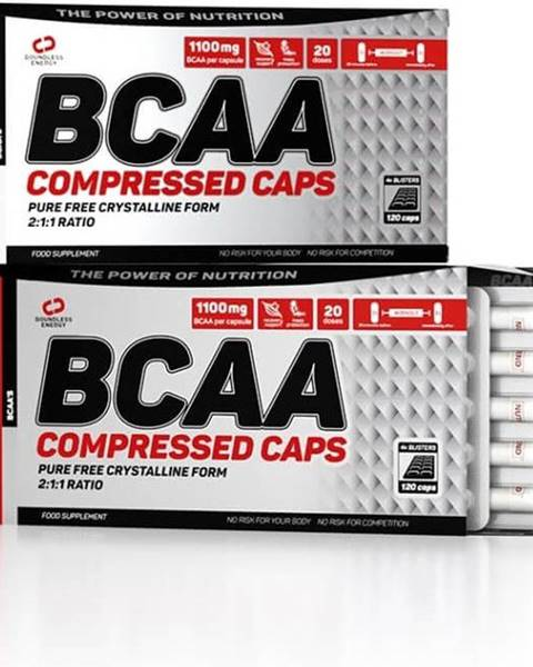 Nutrend Nutrend BCAA Compressed Caps 120 tbl