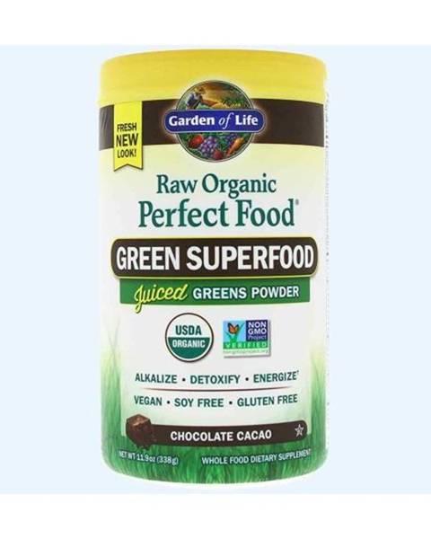 Garden of life RAW Perfect Food - Čokoláda 338g