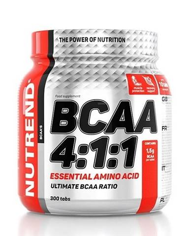 BCAA 4:1:1 - Nutrend 100 tbl.