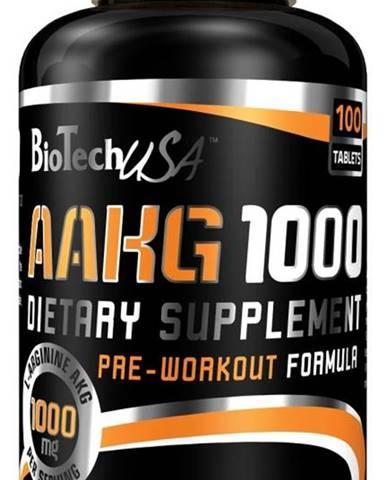 Biotech USA AAKG 1000 100 tabliet 100kps.