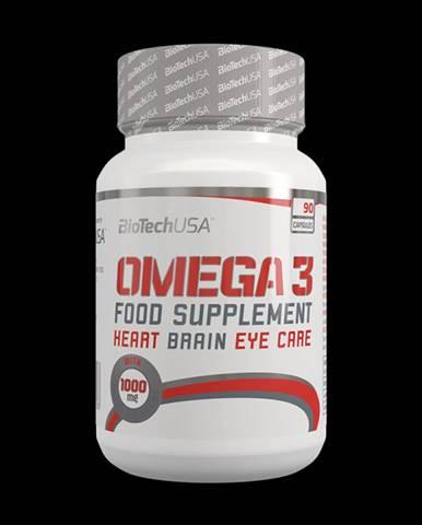 BioTech USA Omega 3 90 cps.