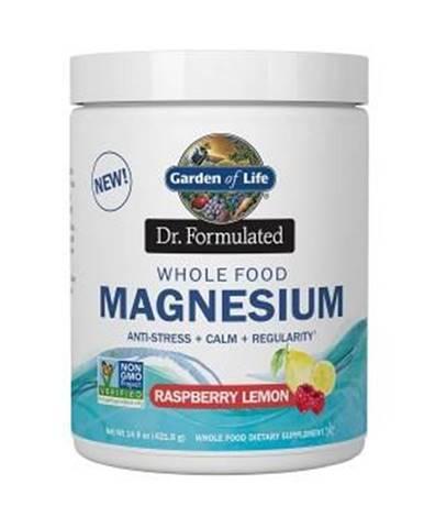 Magnesium Dr. Fomulated - Hořčík - malina - citron 421,5g