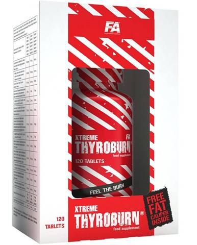 Xtreme Thyroburn - Fitness Authority 120 kaps