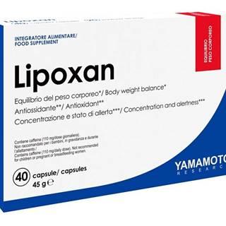 Lipoxan (podporuje znižovanie hmotnosti) - Yamamoto  40 kaps.