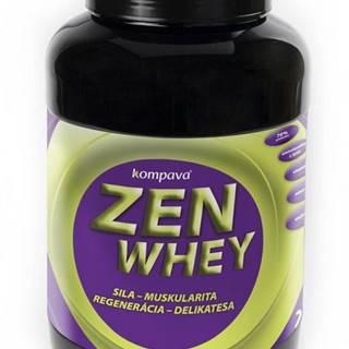 Zen Whey + Stévia - Kompava 2000 g Jahoda-Malina