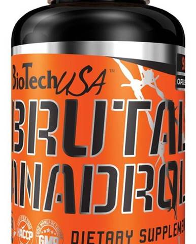 Brutal A. - Biotech USA 90 kaps